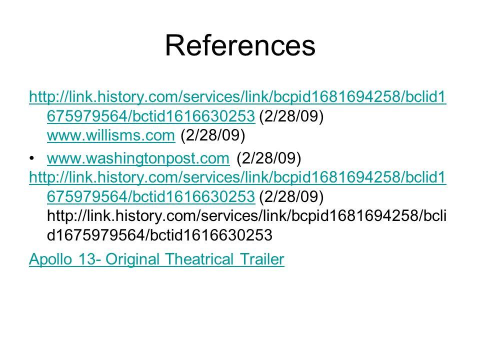 References http://link.history.com/services/link/bcpid1681694258/bclid1 675979564/bctid1616630253http://link.history.com/services/link/bcpid1681694258
