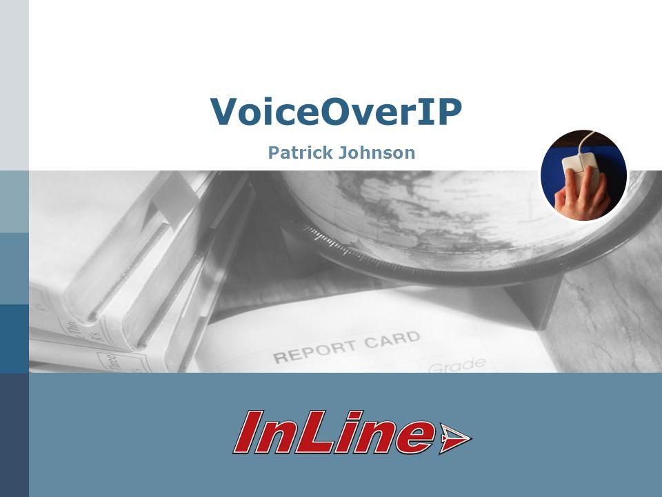 VoiceOverIP Patrick Johnson
