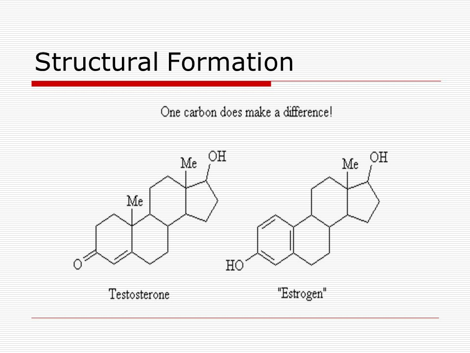 Structural Formation