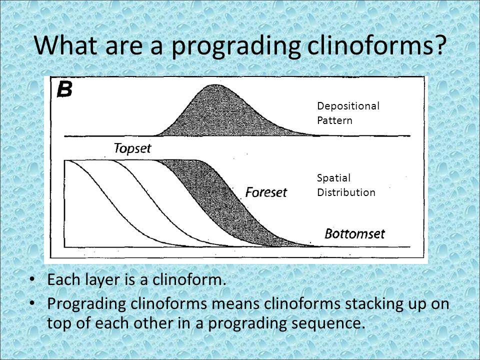 q[x,t] sediment flux r[t]=r o +Vt clinoform rollover point x,t] sediment surface- evolves through time SSlope VVelocity of progradation Clinoform Kinematics