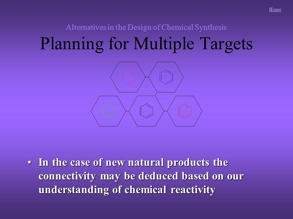 Home In the case of new natural products the connectivity may be deduced based on our understanding of chemical reactivityIn the case of new natural products the connectivity may be deduced based on our understanding of chemical reactivity