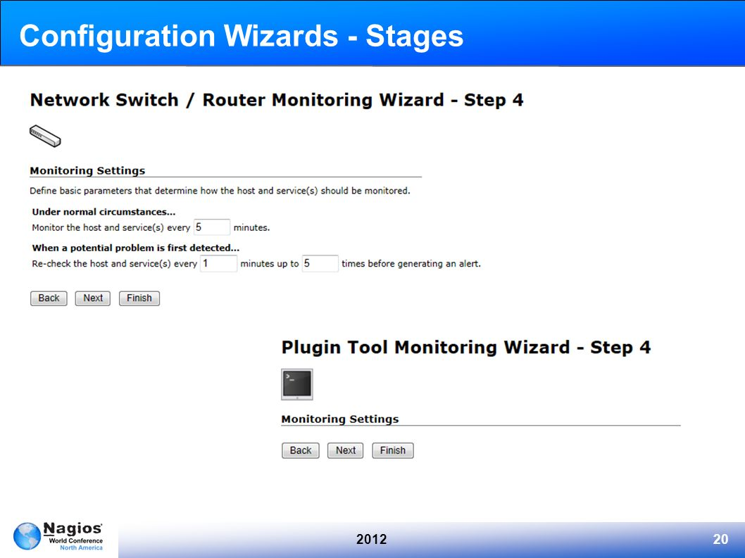 201220 Configuration Wizards - Stages