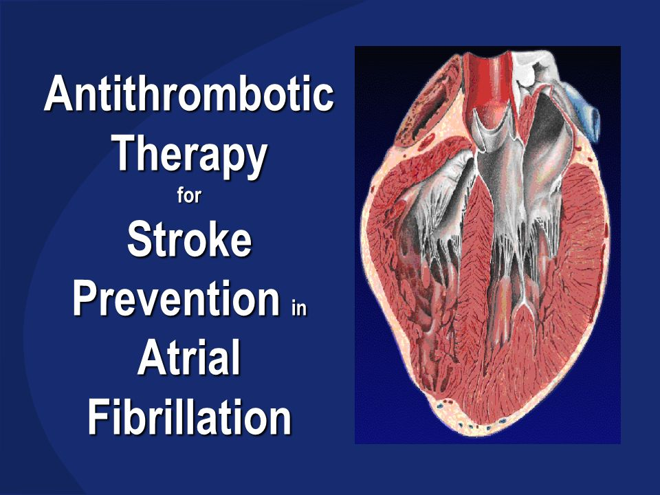 ACCP Recommendations 2004 Cardioversion Continuation of anticoagulation beyond 4 weeks after successful pharmacological or electrical cardioversion is based on whether the patient has experienced more than 1 episode of AF and on their risk factor status.