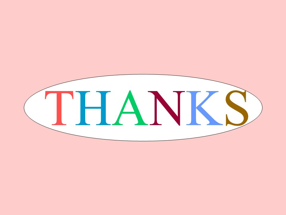 THANKSTHANKS