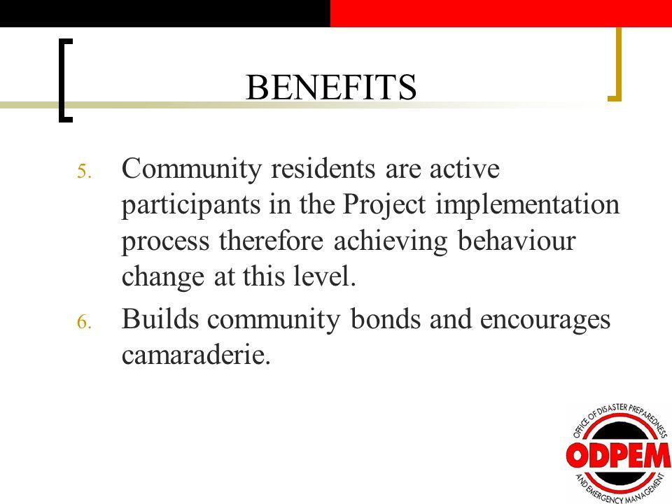 BENEFITS 5.
