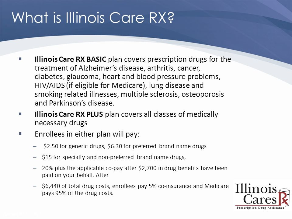 Revised 02/02/2011 What is Illinois Care RX.