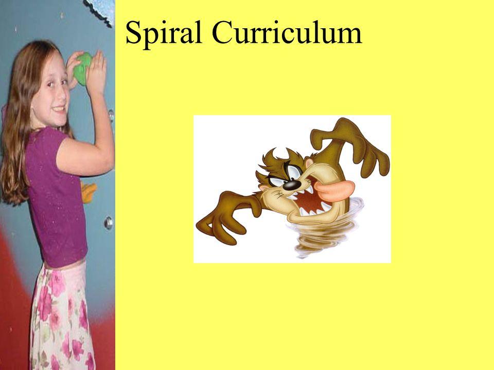 Spiral Curriculum