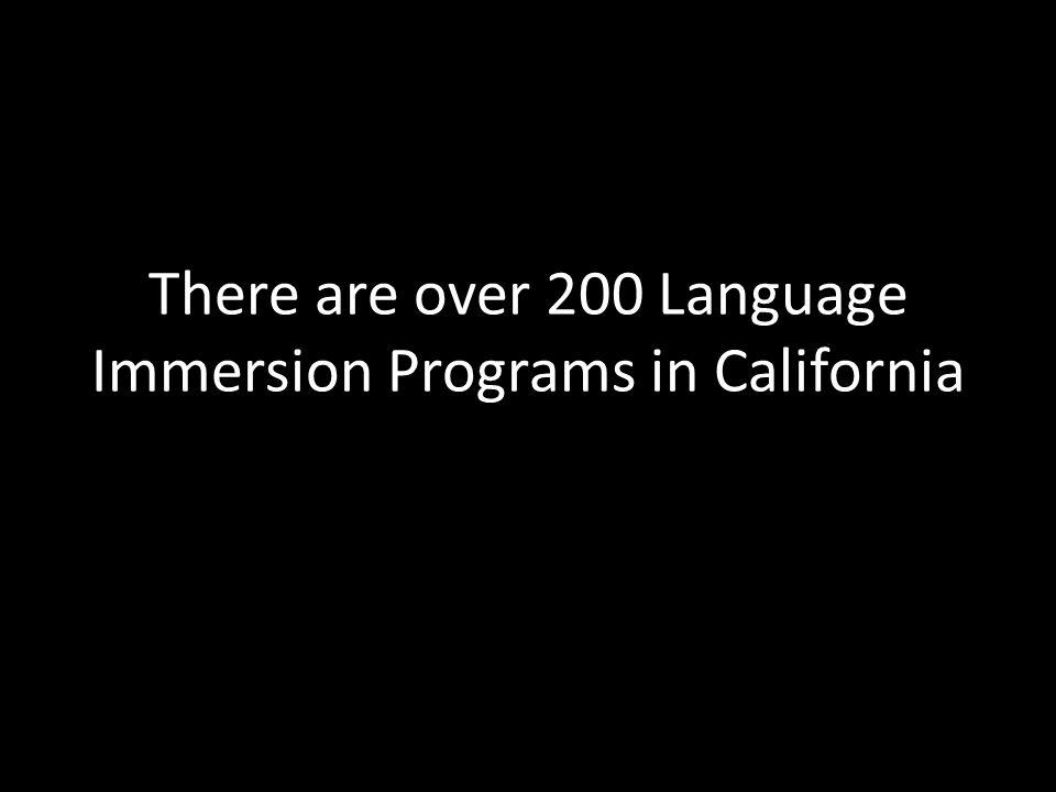 Existing San Mateo County Spanish Two-Way Immersion Programs AdelanteRedwood City Estb 1993 Manuel F.