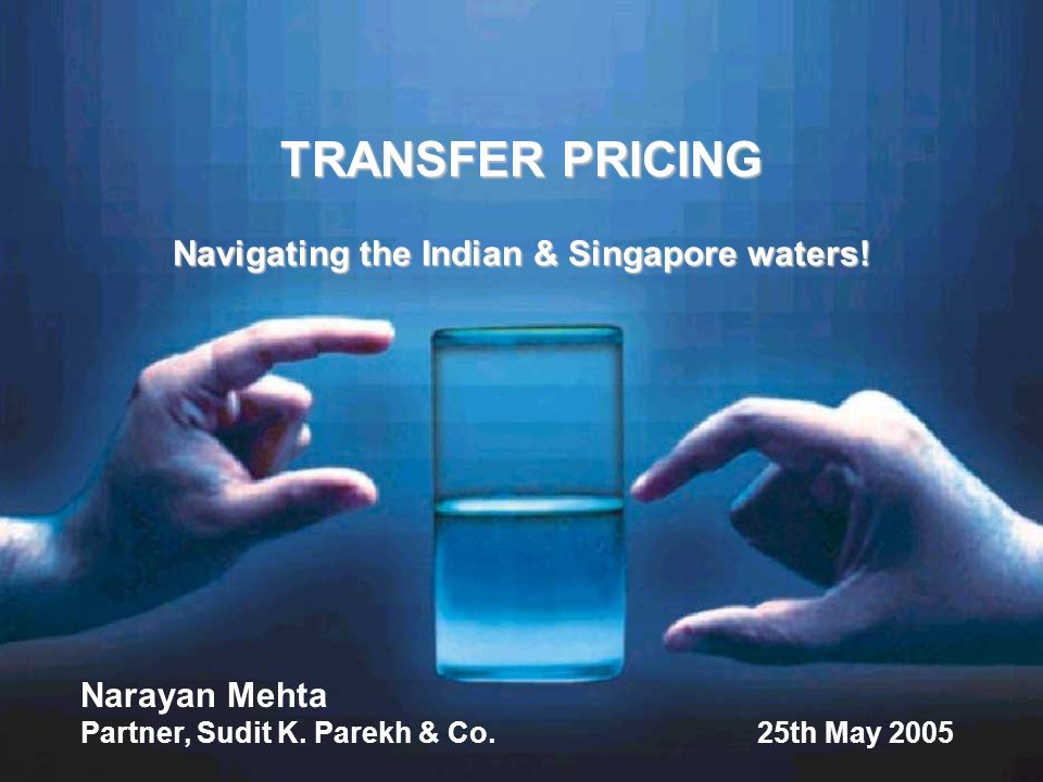 An Overview of Indian Transfer Pricing Regulations