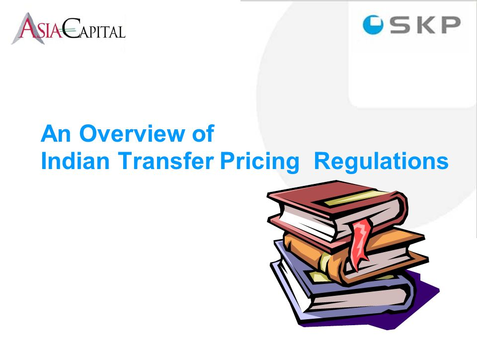 3 Transfer Pricing- an Introduction Denotes price charged by one related party to another for goods, services, etc.