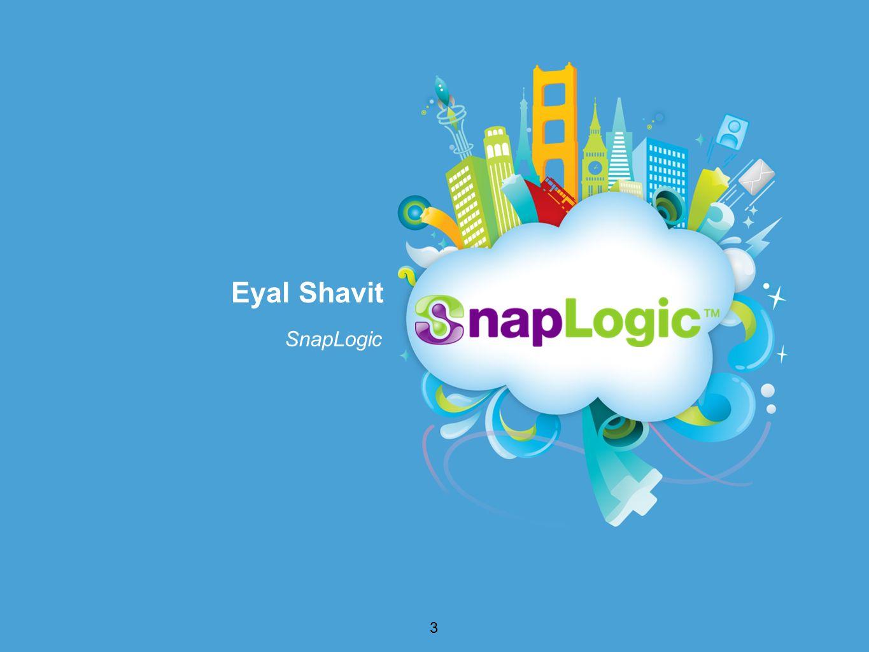 Eyal Shavit SnapLogic 3