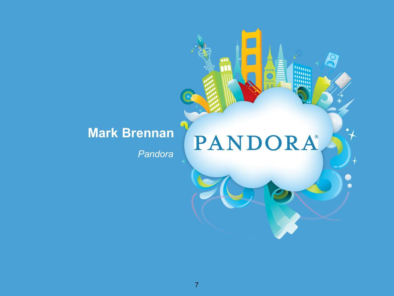 Mark Brennan Pandora 7
