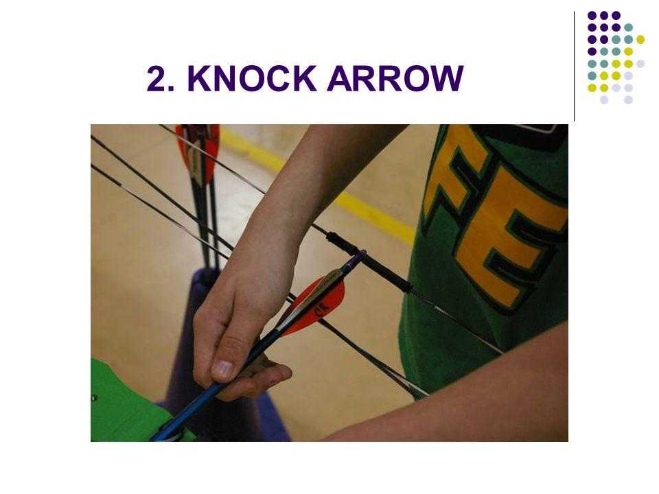 2. KNOCK ARROW
