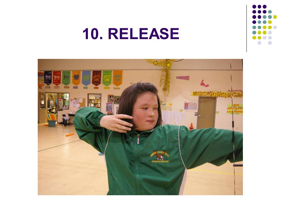 10. RELEASE