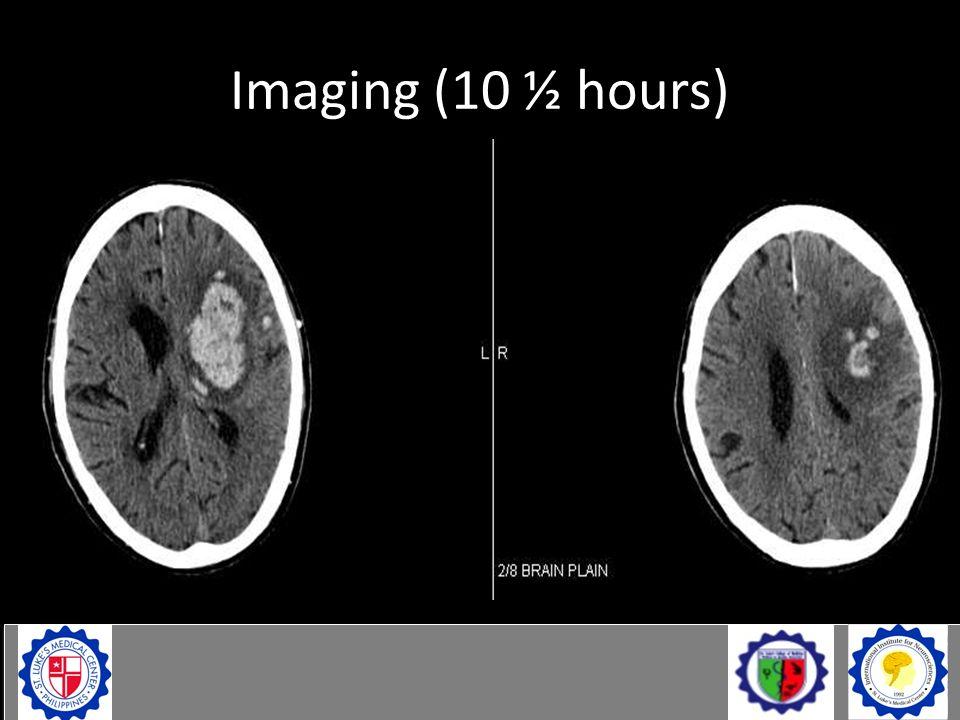 Imaging (10 ½ hours)