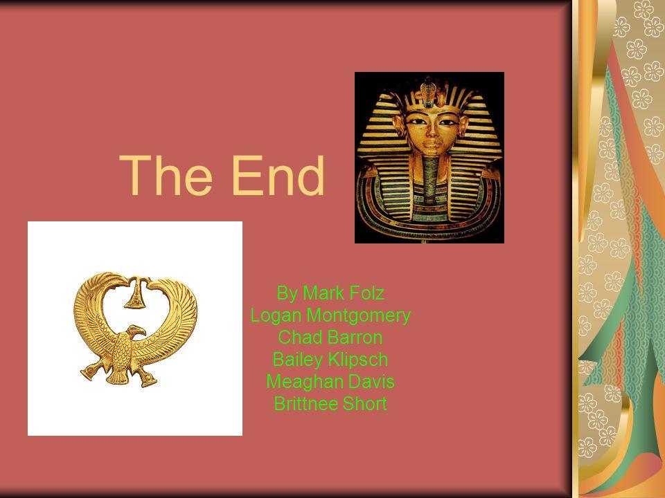 The End By Mark Folz Logan Montgomery Chad Barron Bailey Klipsch Meaghan Davis Brittnee Short