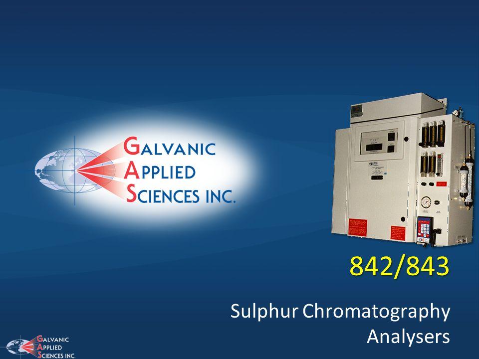 Sulphur Chromatography Analysers 842/843