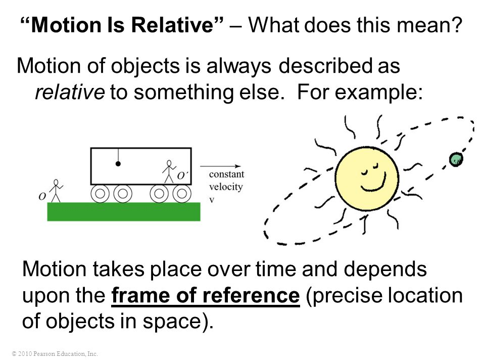 © 2010 Pearson Education, Inc.Example: A flying disc leaves Mr.