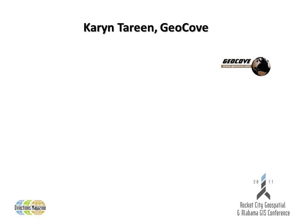 Karyn Tareen, GeoCove