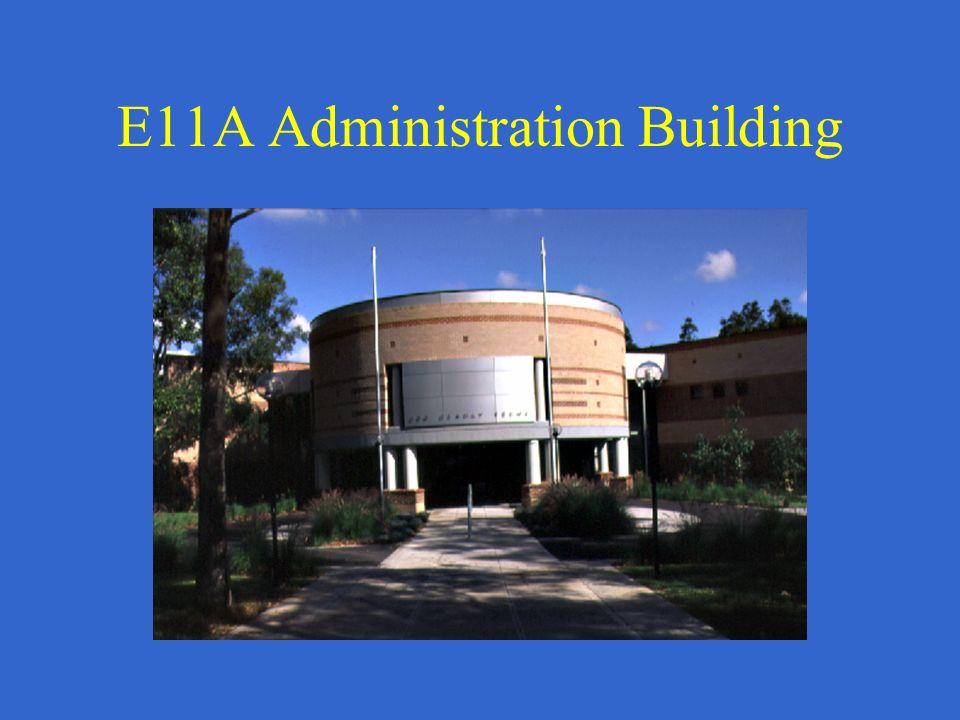 E11A Administration Building