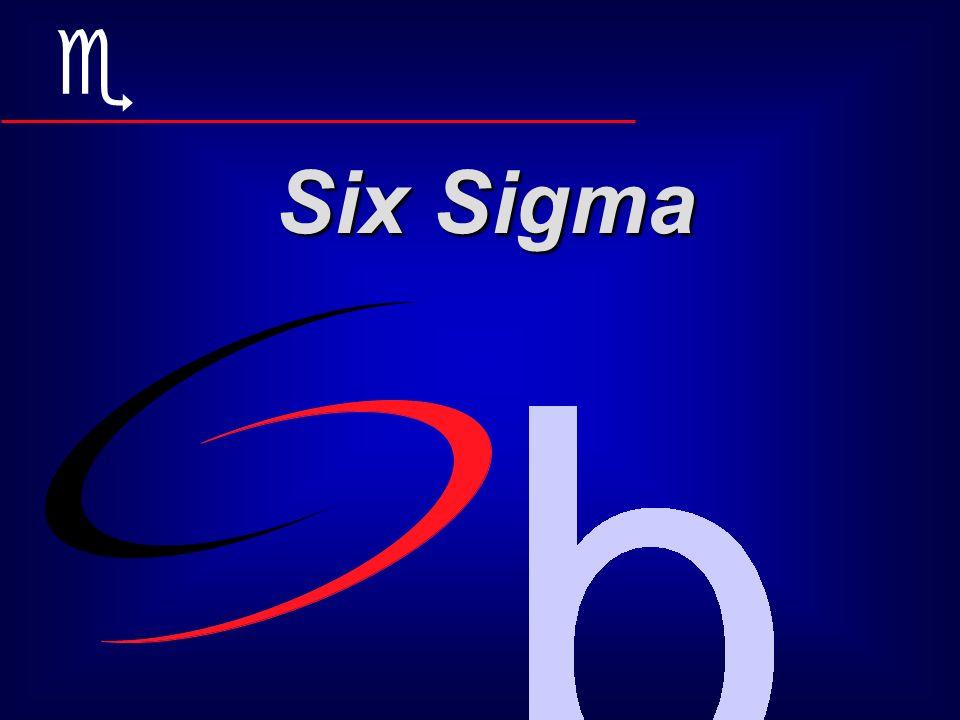 e Six Sigma