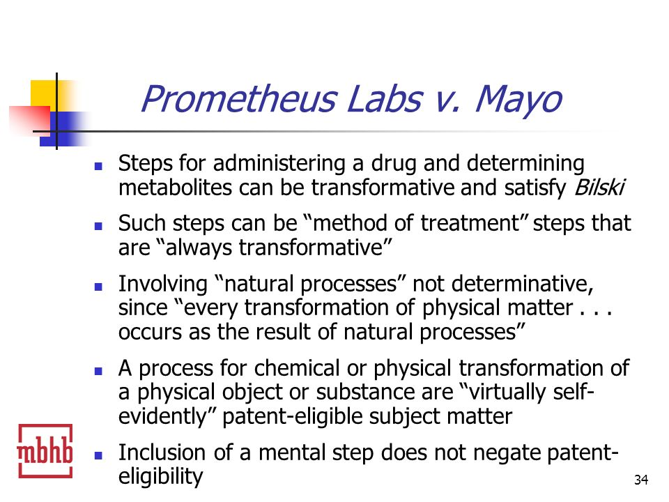 34 Prometheus Labs v.
