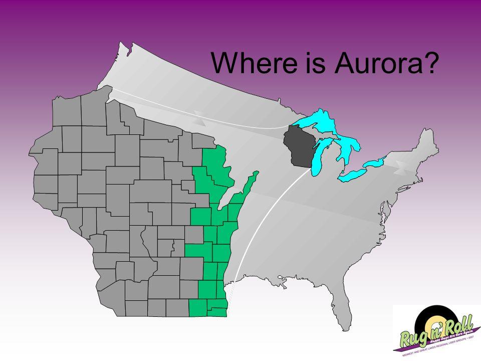 Where is Aurora?