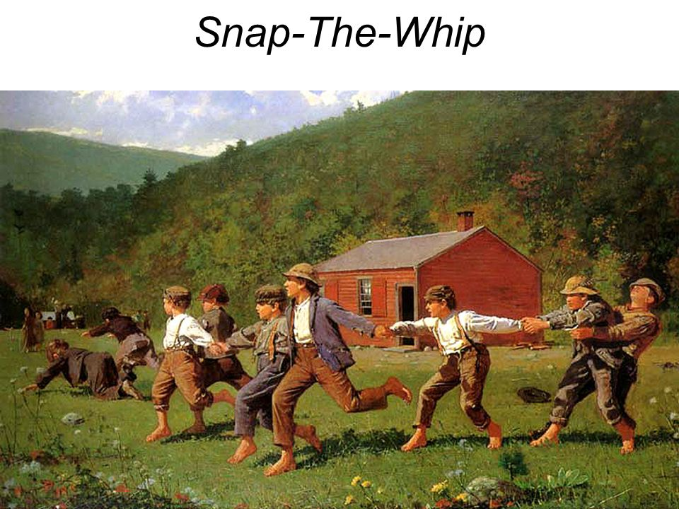 Snap-The-Whip