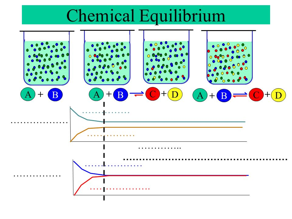 EQUILIBRIM REACTIONS Most reactions DO NOT go to completion. Reactions that do not go to completion are REVERSIBLE. Reversible reactions exist in a st