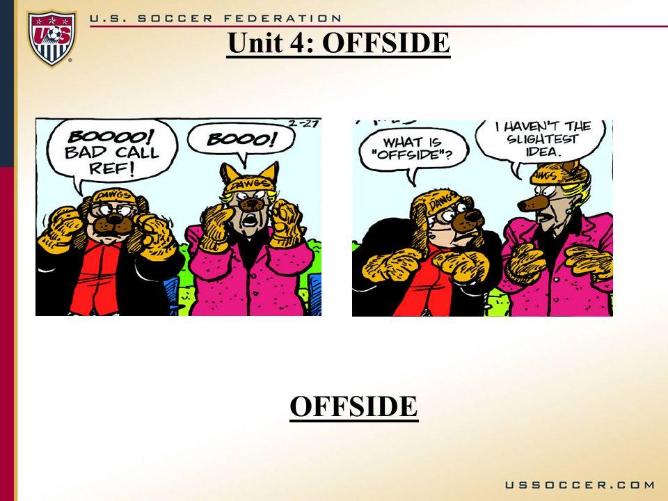OFFSIDE Unit 4: OFFSIDE