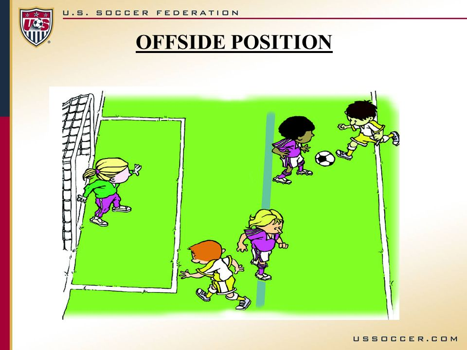 OFFSIDE POSITION
