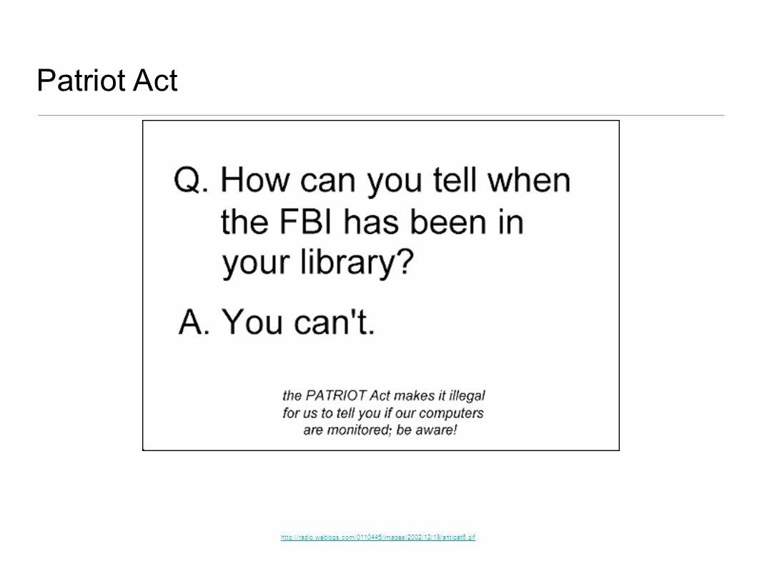 http://radio.weblogs.com/0110445/images/2002/12/19/antipat6.gif Patriot Act