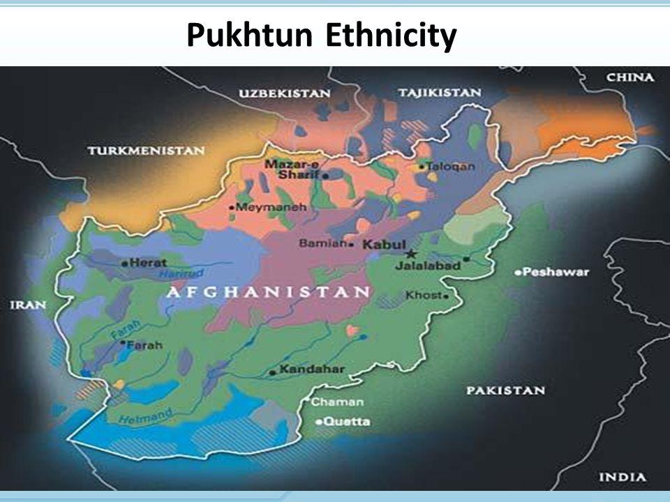Pukhtun Ethnicity