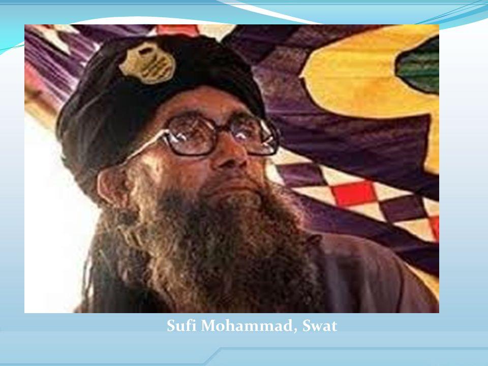 Sufi Mohammad, Swat