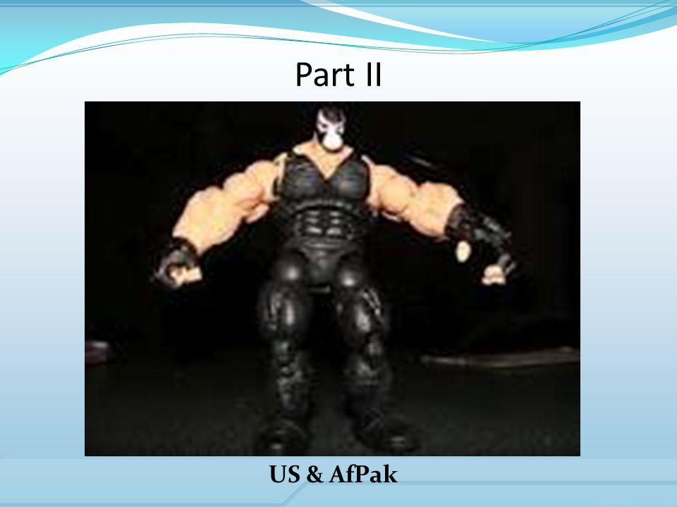 Part II US & AfPak