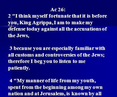 Ac 26: 2