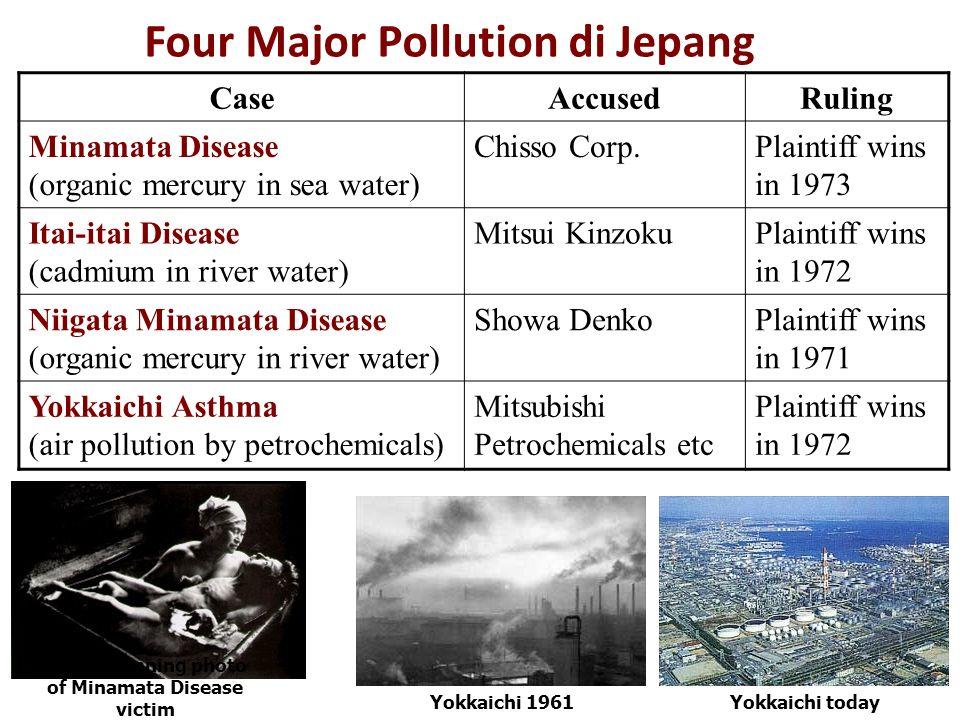 Methylmercury poisoning Minamata Japan, 1930s-1950s