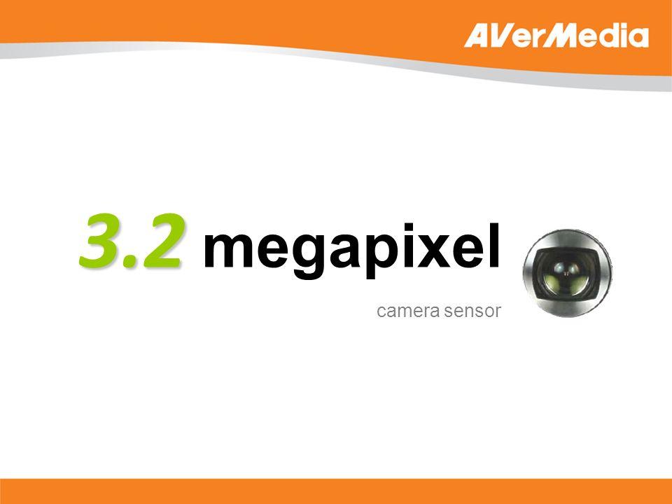 3.2 3.2 megapixel camera sensor