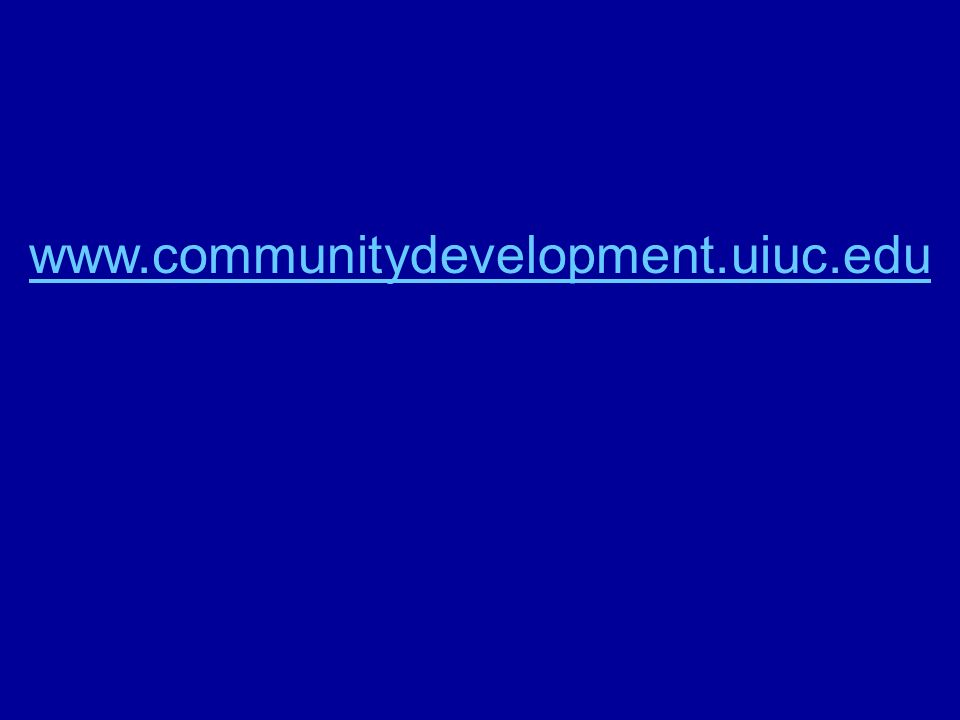 www.communitydevelopment.uiuc.edu