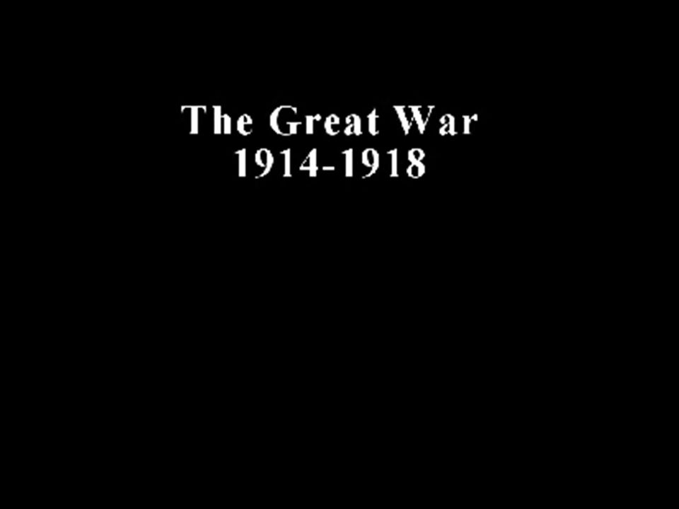 Lost Generation Remarque kills his main character at the end of Im Westen Nichts Neues. On a day in October 1918 that was so Quiet the army confined i