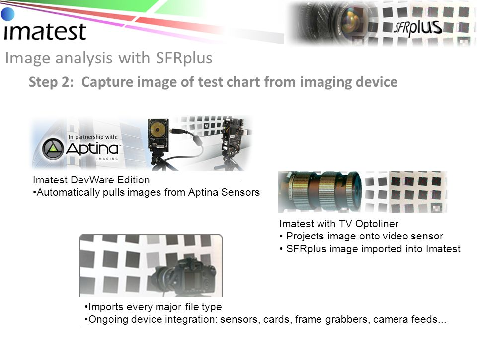 Image analysis with SFRplus Step 3: Process image: automatically detect regions of interest