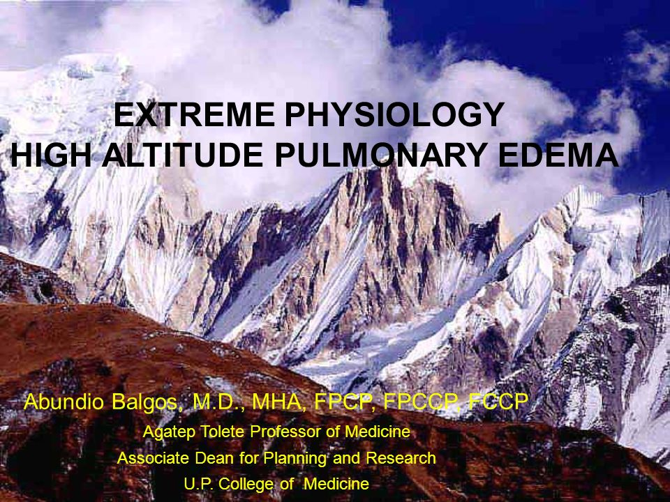 High Altitude: Humans Hyperventilation (negative feedback)Hyperventilation (negative feedback) (1) In response to low O 2, ventilation increases (2) But then this reduces PCO 2 (3) pH increases, reducing normal stimulation in the respiratory center (3) pH increases, reducing normal stimulation in the respiratory center (4) Reduces ventilation (5) Decrease oxygen supply (6) More increased ventilation to gain O 2 Hypoxia: Brain damage after 4-6 minutes of oxygen deprivationHypoxia: Brain damage after 4-6 minutes of oxygen deprivation