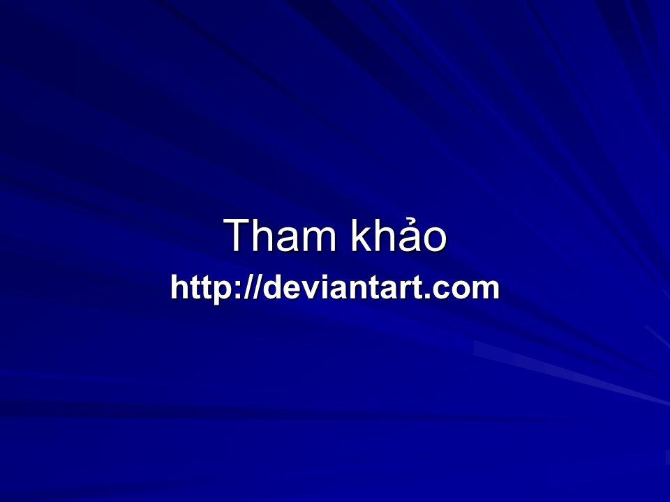 Tham kho http://deviantart.com