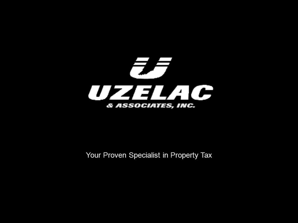 Your Proven Specialist in Property Tax