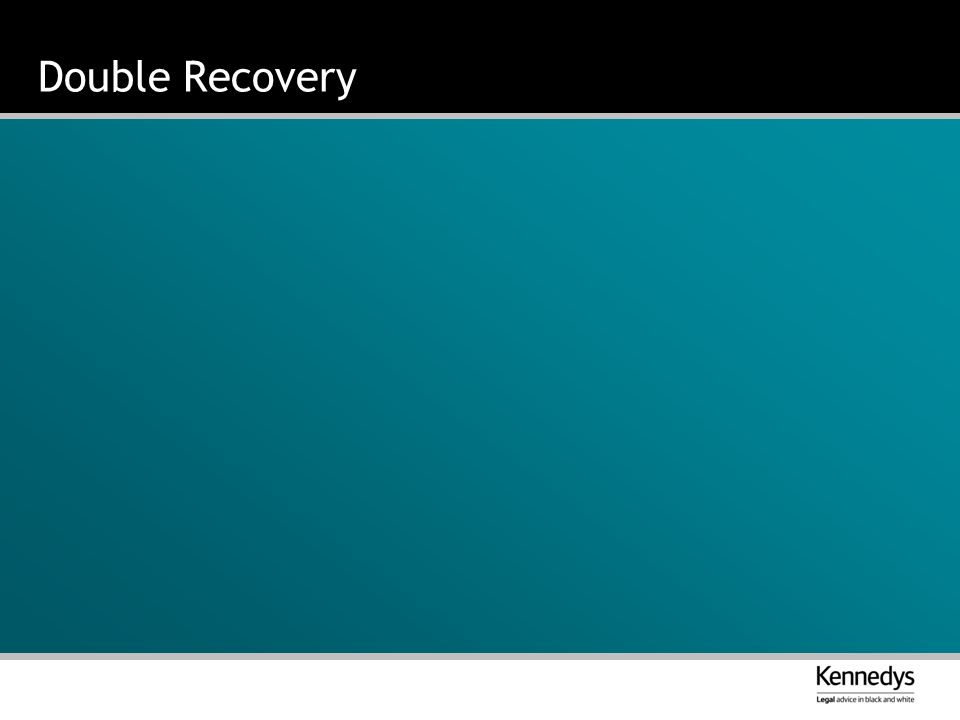 Double Recovery
