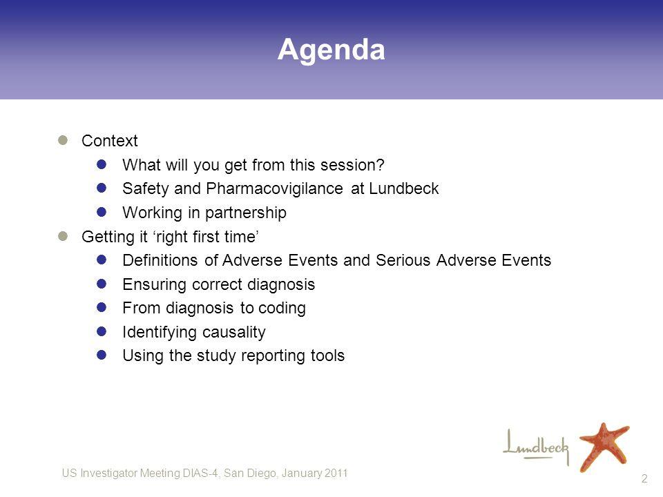 US Investigator Meeting DIAS-4, San Diego, January 2011 3 Voting pads
