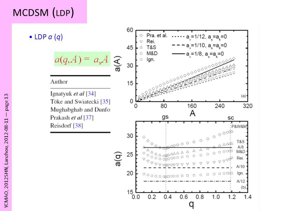 MCDSM ( LDP ) YCMAO, 2012SHN, Lanzhou, 2012-08-11 page 13 LDP a (q)