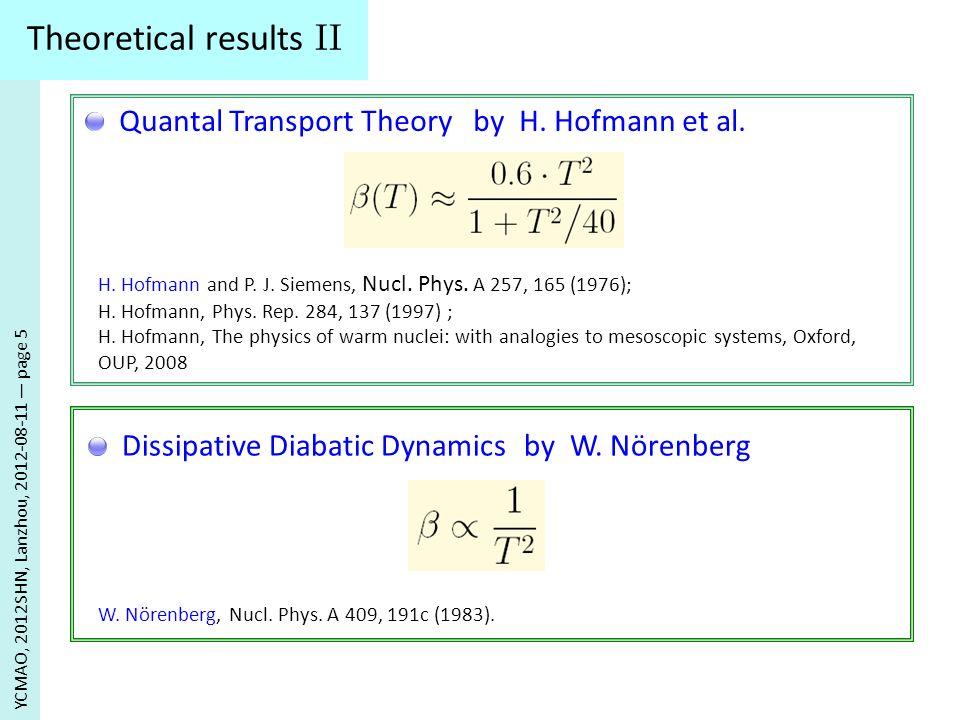 Pathwise Analysis Method II YCMAO, 2012SHN, Lanzhou, 2012-08-11 page 16 191,194,197,200,203 Au