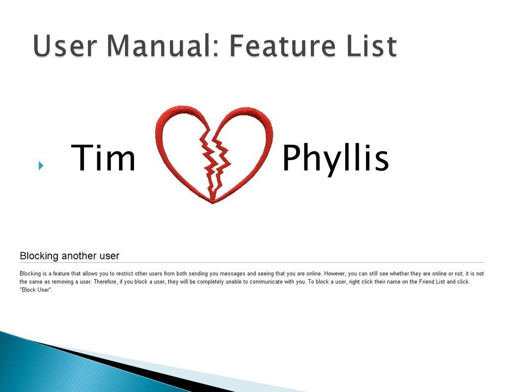 Tim Phyllis