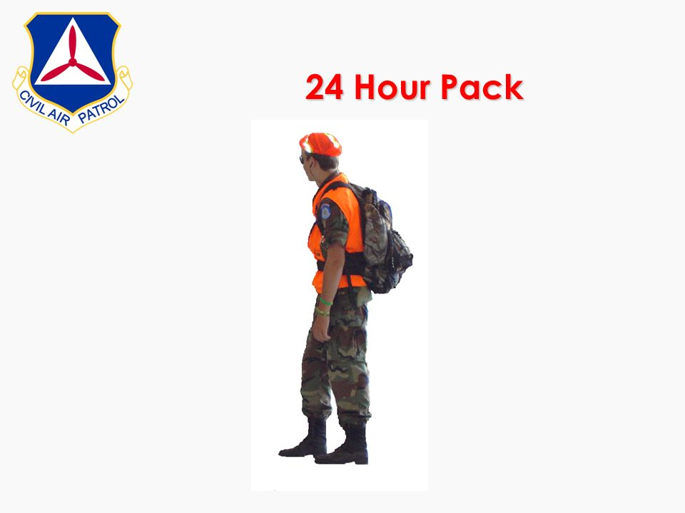 24 Hour Pack
